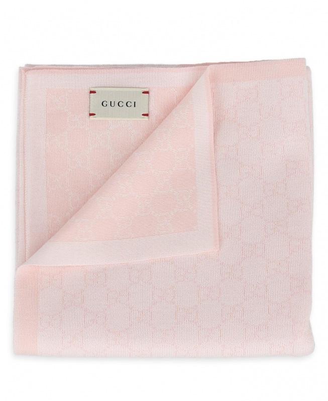 Baby Decke 'GG' Rosa